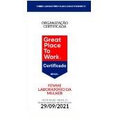 Empresa Certificada GPTW