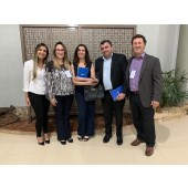 Fornecedor Wabco Prêmio Fornecedor com as competências de Antecipação, Criatividade e Excelência em Execução.