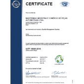 Certificate IATF - Mastermag