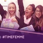 Vem fazer parte do #TMEFEMME