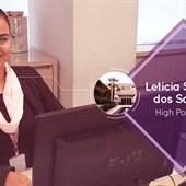 Letícia Simões dos Santos, indicada a High Potential!  #TIMEFEMME