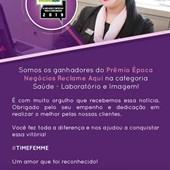 Premiação Reclame aqui!
