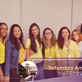 #SetembroAmarelo #TIMEFEMME