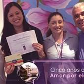 Parabéns a colaboradora Monica Maria Alves do Atendimento, pelos 5 anos dedicados ao Time FEMME!!
