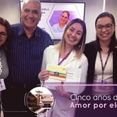 Parabéns as colaboradoras Jéssica Marila e Leticia Bruschi,  pelos 5 anos dedicados ao Time FEMME!!