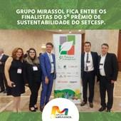 5º Premio de Sustentabilidade do Setcesp