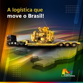 Somos a logística que move o Brasil!