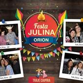 Festa Julina Orion