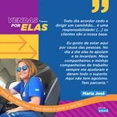 Se inspire na Maria José, vendedora da PepsiCo em Fortaleza, e faça parte do nosso time!