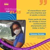 Se inspire na Vanessa, entregadora pronta-entrega da PepsiCo no RJ, e faça parte do nosso time!