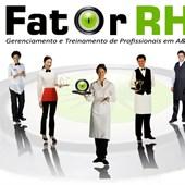 Fator RH - Logo