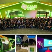500 colaboradores trabalharam em conjunto para atender a Game XP 2018.