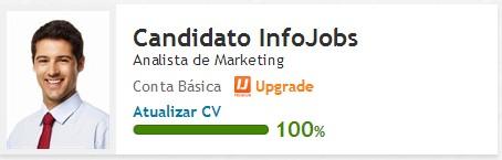 Candidato InfoJobs