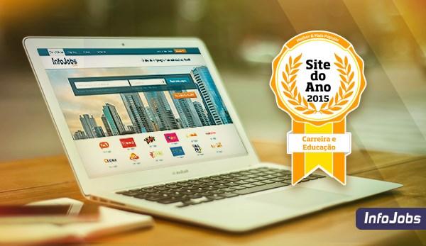 Infojobs: o melhor site de empregos, segundo usuários.