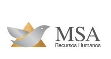 MSA RECURSOS HUMANOS logo