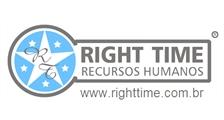 RIGHT TIME RECURSOS HUMANOS E SERVIÇOS TEMPORÁRIOS logo