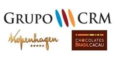 Grupo CRM (Kopenhagen, Chocolates Brasil Cacau e Lindt) logo