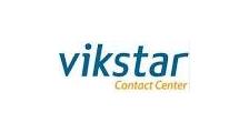 VIKSTAR CONTACT CENTER logo