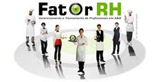 FATOR RH AGENCIA DE EMPREGOS logo