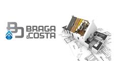 BRAGA E COSTA GESTÃO DE OBRAS logo