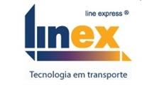 LINE EXPRESS TRANSPORTES E DISTRIBUIÇAO logo