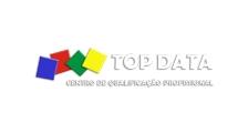 TOP DATA Centro de Qualificação Profissional logo