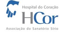 HCor - Hospital do Coração logo