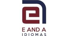 E AND A IDIOMAS logo