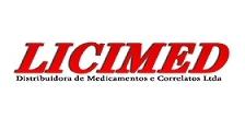 LICIMED DISTRIBUIDORA DE MEDICAMENTOS, CORRELATOS E PRODUTOS MEDICOS E HOSPITALARES LTDA logo