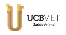 UCBVET SAÚDE ANIMAL logo