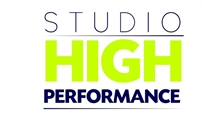 STUDIO HIGH PERFORMANCE logo