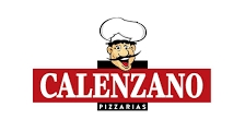 CALENZANO PIZZARIAS logo