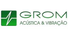 GROM Acustica & Vibração logo