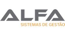 ALFA Sistemas de Gestão logo