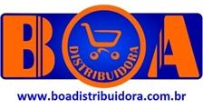 A BOA DISTRIBUIDORA logo