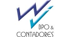 WJ BPO & CONTADORES logo