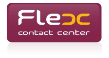 FLEX CONTACT CENTER logo