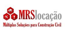 MRS Locação de Equipamentos para Construç logo