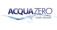 ACQUAZERO CAR WASH logo
