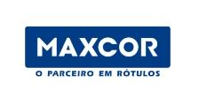 MAXCOR INDUSTRIA DE ETIQUETAS logo