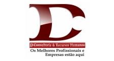 D CONSULTORIA E RECURSOS HUMANOS logo