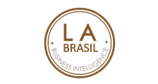 L A BRASIL BUSINESS INTELLIGENCE logo