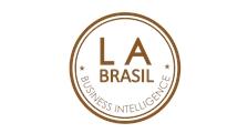 L A BRASIL BUSINESS INTELLIGENCE logo