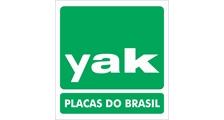 YAK PLACAS DO BRASIL logo