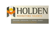 HOLDEN RECRUITING TALENTS logo