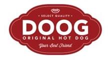 DOOG HOT DOG logo