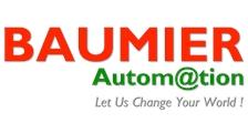 BAUMIER AUTOMATION logo
