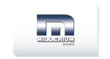 Millenium logo