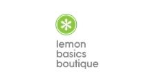 LEMON BASICS BOUTIQUE logo