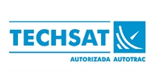 TECHSAT logo